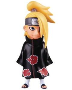 Naruto Shippuden - Figurine Mininja 8 cm : Deidara