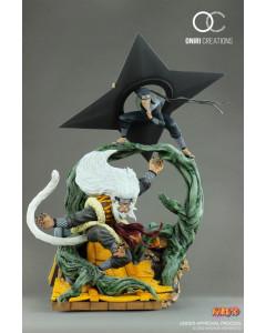 Naruto - Statue Sandaime Hokage The Last Fight
