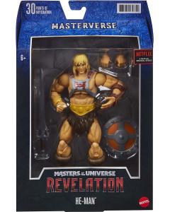 Masters of the Universe - MOTU Revelation Masterverse 2021- Figurine He-Man