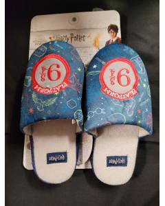 Harry Potter - Chaussons pantoufles Platform 9 3/4 (Enfant)