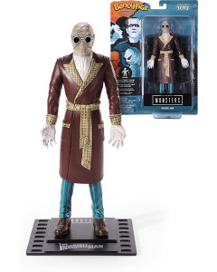 Universal Monsters - Bendyfigs - Figurine Invisible Man