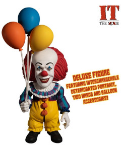 It 1990 - Figurine MDS Deluxe Pennywise 15 cm