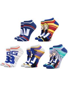 My Hero Academia - 5 paires de chaussettes