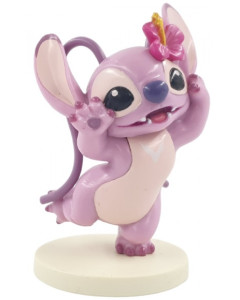 Disney - Petite figurine Grand Jester : Angel Hula with Flower