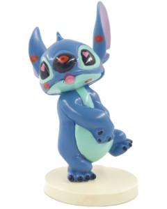 Disney - Petite figurine Grand Jester : Stitch with Lipstick