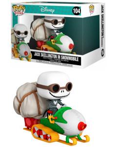 Nightmare Before Christmas - Pop! - Jack Skellington Snowmobile n°104