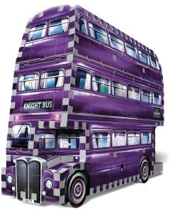 Harry Potter - Puzzle 3D Magicobus (Knightbus)