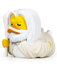 Lord of the Rings - Canard de bain Tubbz : Gandalf the White