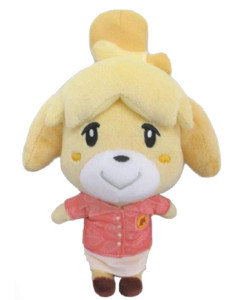 Animal Crossing - Peluche Shizue Isabelle 20 cm