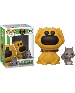 Disney Pixar - Pop! Dug Days (Up) - Dug with Squirrel n°1092