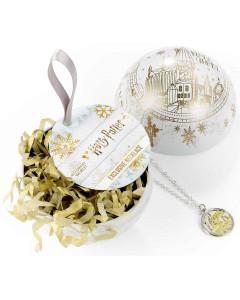 Harry Potter - Boule de sapin de Noël Yule Ball (avec collier)