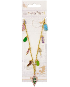 Harry Potter - Collier Honeydukes charms