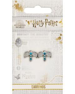 Harry Potter - Boucles d'oreilles Diadème Rowen Ravenclaw