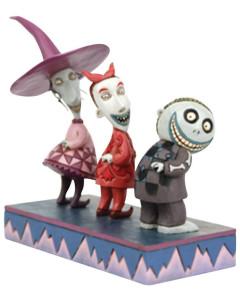 Nightmare Before Christmas - Traditions - Lock, Shock & Barrel