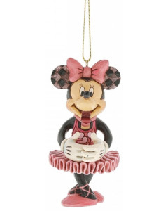 Disney - Traditions - Ornement de sapin Minnie Mouse Nutcracker