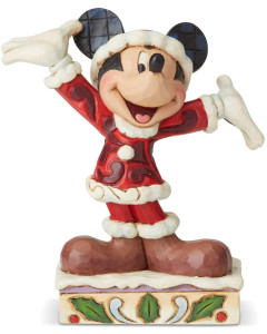 Disney - Traditions - Mickey Christmas Personality