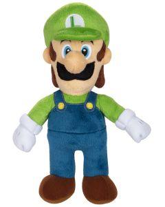 Super Mario - Peluche 20 cm Luigi