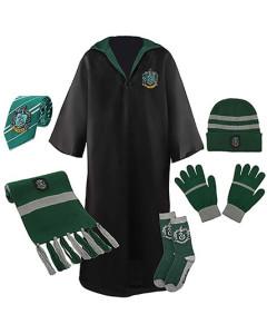 Harry Potter - Pack déguisement sorcier Slytherin