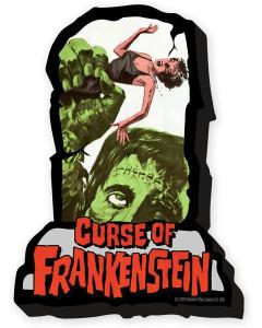 Hammer - aimant Curse of Frankenstein