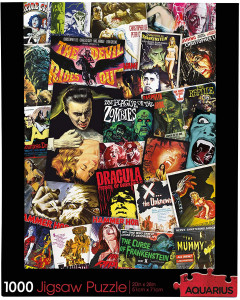 Hammer - Puzzle House of Horror 1000 pièces