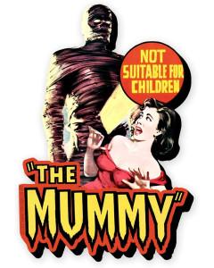 Hammer - aimant The Mummy