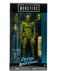 Universal Monsters - Figurine 17 cm Creature from the Black Lagoon