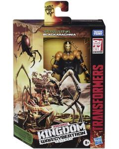 Transformers - Generation War For Cybertron - Kingdom : Blackarachnia