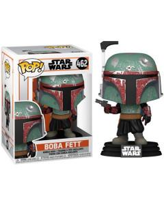 Star Wars : The Mandalorian - Pop! - Boba Fett n°462