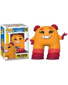 Disney Pixar - Pop! - Monsters at Work - Val Little n°1114