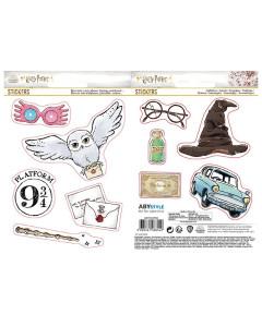 Harry Potter - Planches de stickers Objets Magiques