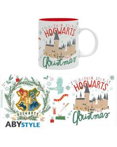 Harry Potter - Mug 320 ml Christmas at Hogwarts