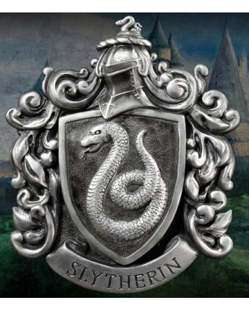 Harry Potter - armoiries Serpentard