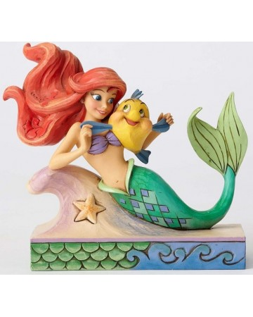 Disney - Fun And Friends (Ariel w/ Flounder)