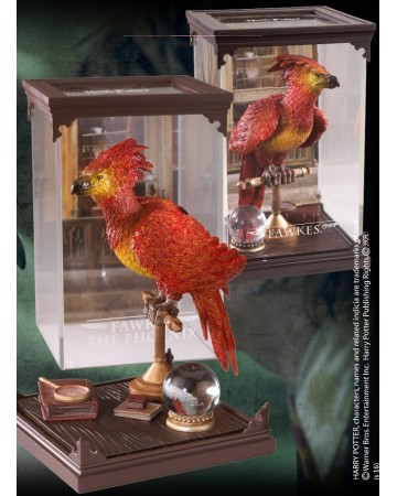 Harry Potter - Figurine Fumseck le phénix