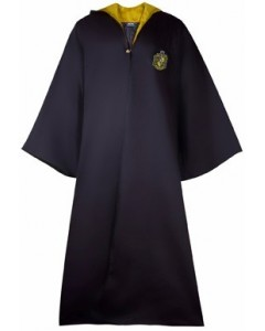 Harry Potter - Robe Poufsouffle (Taille S)