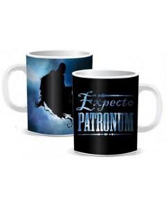Harry Potter - Mug thermo-reactif Expecto Patronum