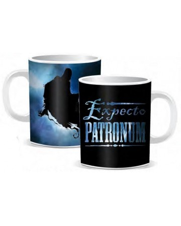 Harry Potter - Mug thermo-reactif Expecto Patronum
