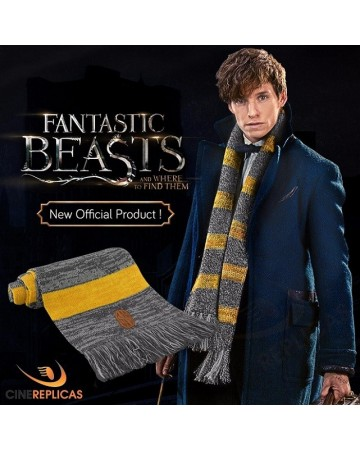 Fantastic Beasts - Echarpe New Scamander