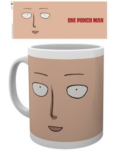 One Punch Man - Mug Face