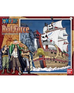 One Piece - Grandship Collection - Maquette Red Force (30 cm)