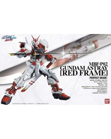 Gundam - PG 1/60 Gundam Astray Red Frame (without Bonus Parts)