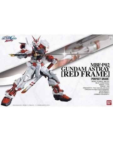 Gundam - PG 1/60 Gundam Astray Red Frame (without Bonus Parts)