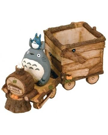 Mon voisin Totoro - Pot de fleurs Locomotive