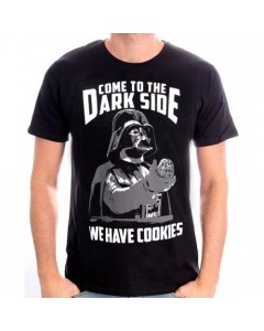 Star Wars - T-Shirt We Have Cookies noir