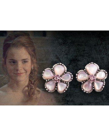Harry Potter - Boucles d'oreilles bal Hermione