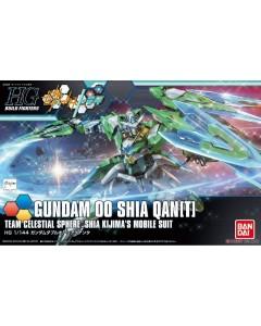 Gundam - HGBF 1/144 Gundam 00 Shia QAN[T]