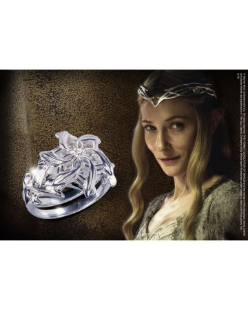 Lord of the Rings - Nenya anneau de Galadriel (argent)