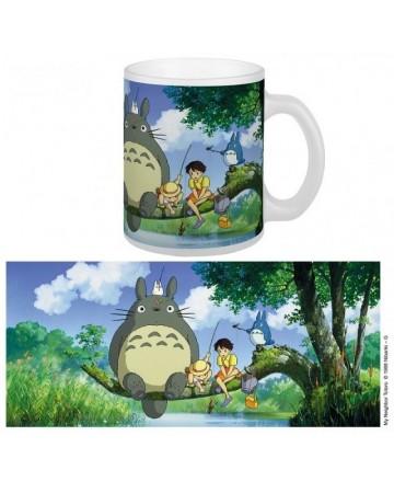 Mon Voisin Totoro - Mug Fishing