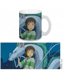 Spirited Away (Chihiro) - Mug Sen & Dragon