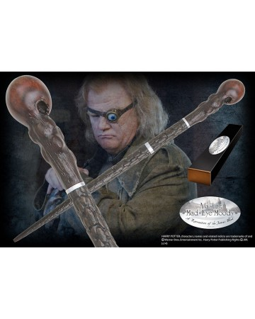 Harry Potter - Baguette de Maugrey Fol Oeil